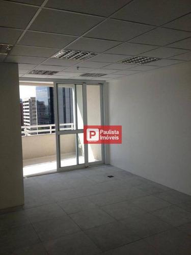 Imagem 1 de 16 de Sala, 45 M² - Venda Por R$ 512.000,00 Ou Aluguel Por R$ 2.400,00/mês - Chácara Santo Antônio (zona Sul) - São Paulo/sp - Sa1585