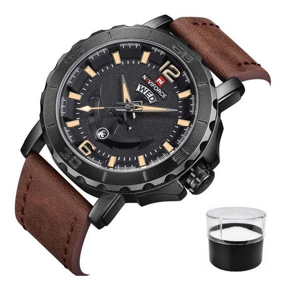 Relógio Naviforce 9122 Original Nota Fiscal Top Promoção