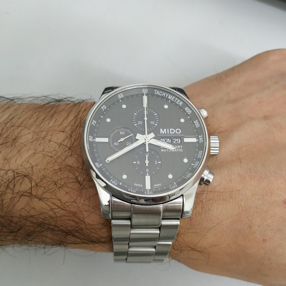 Mido Multifort Chronograph Automatic