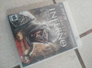 Dantes Infierno Para Playstation 3