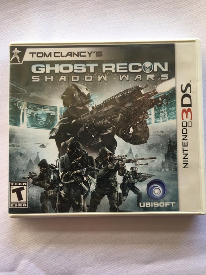 Tom Clancy`s Ghost Recon Shadow Wars Nintendo 3ds