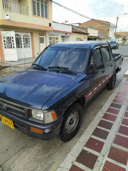 Toyota Hilux Precio Negociable