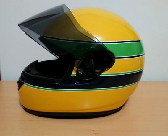Capacete Nexx Tri Composite - Senna Ayrton