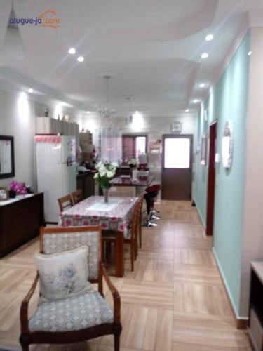 Imagem 1 de 15 de Casa À Venda, 175 M² Por R$ 609.500,00 - Villa Branca - Jacareí/sp - Ca2080