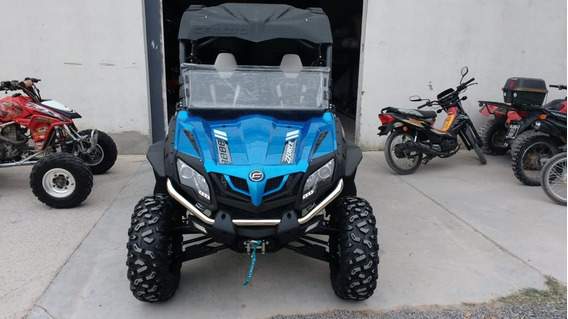 Utv Gamma/cfmoto Z Force 1000