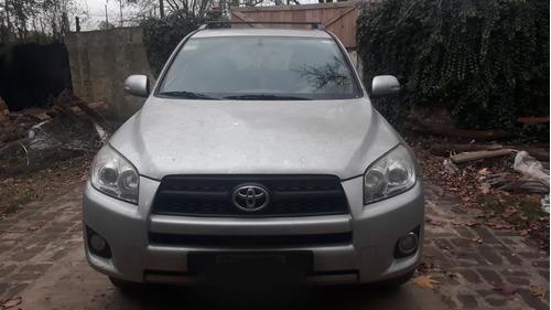 Toyota Rav4 2.4 4x4 At 2012