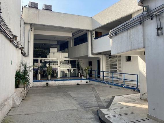 Renta-venta Edificio De Oficinas , Tlacoquemecatl Del Valle