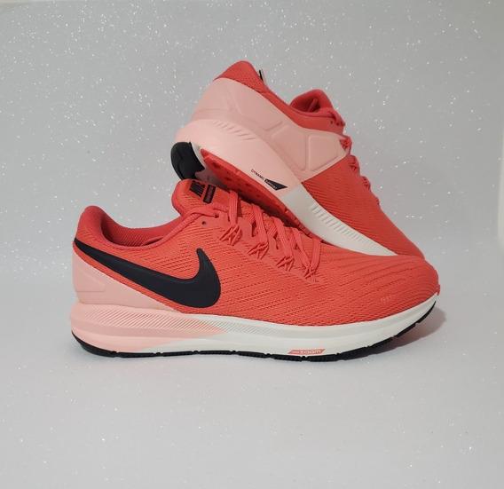 Nike Air Zoom Structure 22 Tenis Feminino Pronado De Corrida