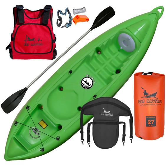 Kayak Sk1 Full By Emp Nautica Combo Completo Full Hotsale
