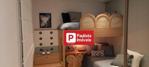 Apartamento Com 3 Dormitórios À Venda, 113 M² Por R$ 940.000,00 - Santo Amaro - São Paulo/sp - Ap30619