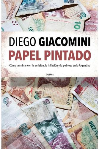 Libro Papel Pintado - Diego Giacomini