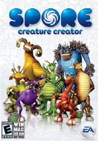Game Pc Spore Criature Creator