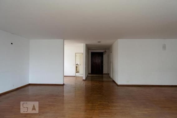 Apartamento Para Aluguel - Santa Cecília, 4 Quartos, 300 - 893023039