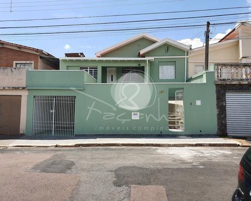 Imagem 1 de 11 de Casa Para Venda No Jardim Proença Em Campinas - Imobiliária Em Campinas - Ca00990 - 69299923