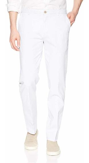 Izod - Pantalones Casuales Blanco