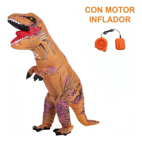 Disfraz Inflable Dinosaurio Trex