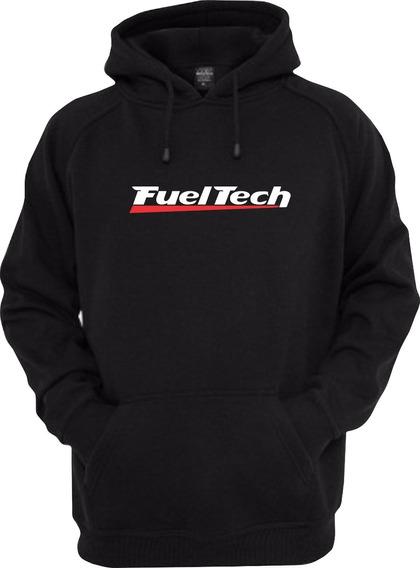 Moletom Turbo Fueltech Masculino