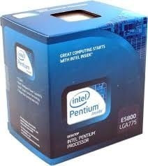 Processador Intel Pentium E5800 3.2ghz 2mb De Cache Lga 775