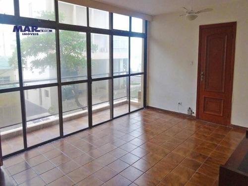 Imagem 1 de 21 de Apartamento Residencial Para Venda E Locação, Centro, Guarujá - . - Ap10050