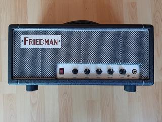 Friedman Mini Dirty Shirley Marshall Plexi Jtm45 Blues Break