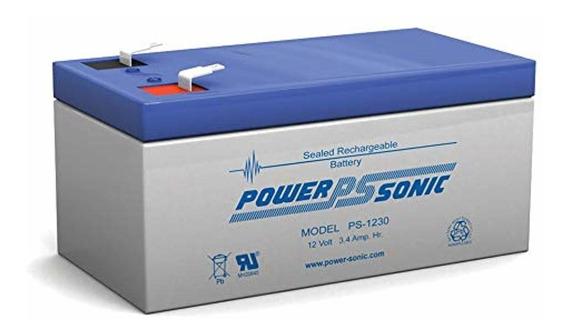 Power Sonic Power-sonic Ps-1230 Batería