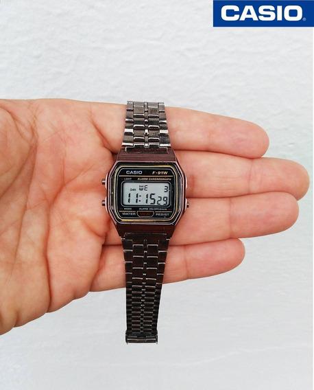 Relógio De Pulso Wr Unissex Retrô Vintage A168