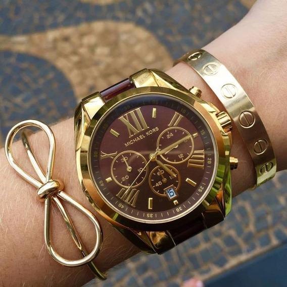Relógio Michael Kors Bradshaw Mk5696