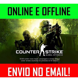 Cs Go Counter Strike: Global Offensive Online Pc + 1 Jogo