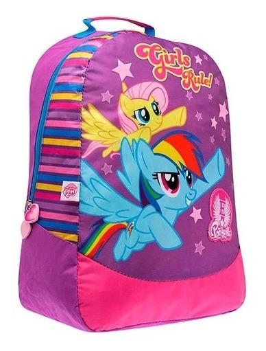 Mochila Niña Personaje My Little Pony 87973 Envio Inmedia