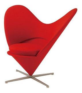 Sillón Diseño Moderno Heart Cone - Desillas