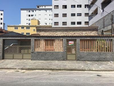 Casa Em Vila Caiçara, Praia Grande/sp De 180m² 2 Quartos À Venda Por R$ 390.000,00 Ou Para Locação R$ 2.500,00/mes - Ca167147