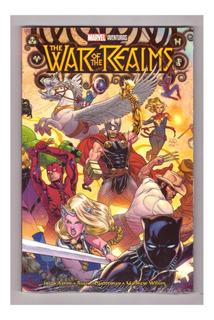 The War Of The Realms - Marvel Aventuras - Televisa