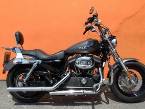 Harley-davidson Sportster Xl 1200 Custom Cb