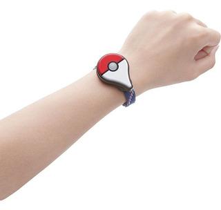 Pokemon Go Plus Nintendo Bracelet Reloj Bluetooth Pulsera