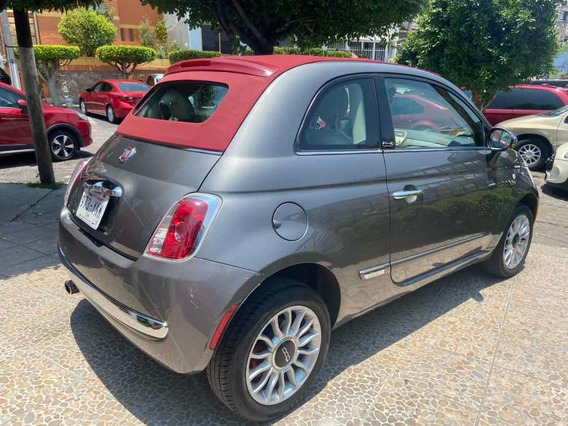 Fiat 500 2012 1.4 Convertible Lounge Dualtronic At