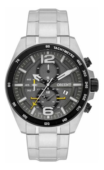 Relógio Orient Cronógrafo Analógico Masculino Mbssc165 G2sx