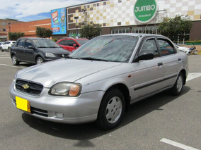 Chevrolet Esteem Mt 1600 Aa Abs Dh Fe