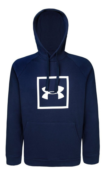Blusão Under Armour Masculino Logo - Botoli Esportes