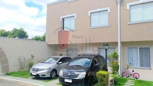 Imagem 1 de 15 de Casa Em Condominio - Vila Bela - Ref: 5482 - V-5482