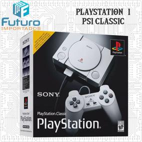 Console Sony Playstation Ps1 Classic Mini Novo Lacrado