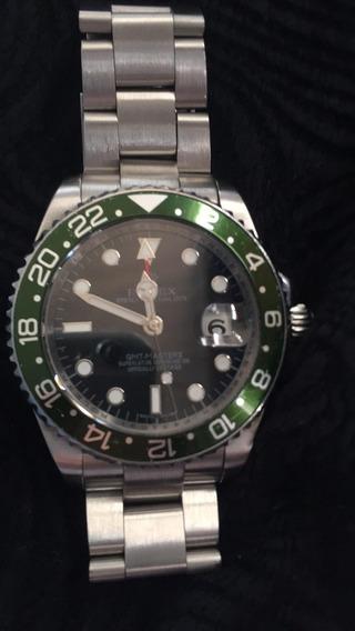 Relógio Rolex Gmt Master Ii Usado Impecável Automático