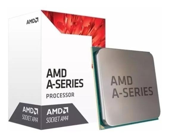 Processador Amd A8-9600 3.40ghz Socket Am4, 2mb De Cache