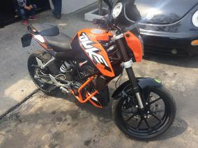 Ktm 200 Semi Nueva