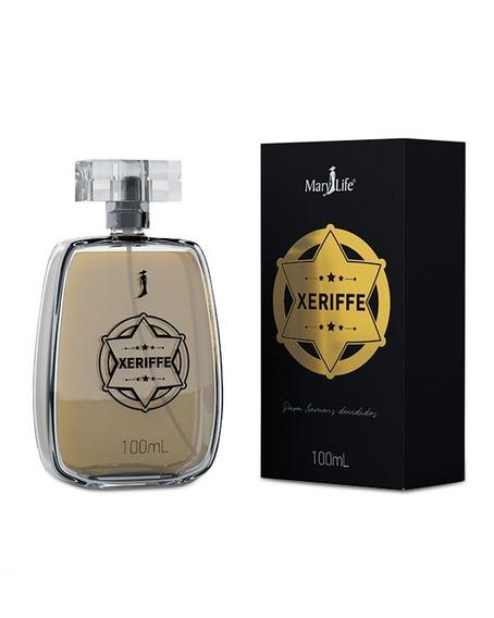 Perfume Masculino Xeriffe 100ml Mary Life - Envio Rapido