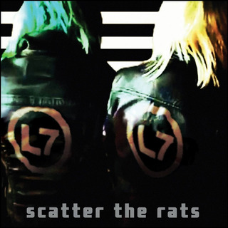 L7 Scatter The Rats Usa Import Cd Nuevo