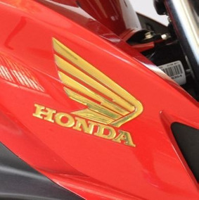 Adesivo Relevo Faixa Tanque Moto Honda Nova Cb 250 Twister