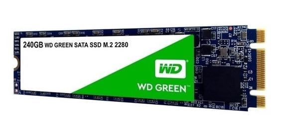 Hard Disk Ssd M2 240 Gb Western Digital - Wds240g2g0b