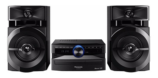 Panasonic Akx 110 Minicomponente/bluetooth/300w/max Jukebox