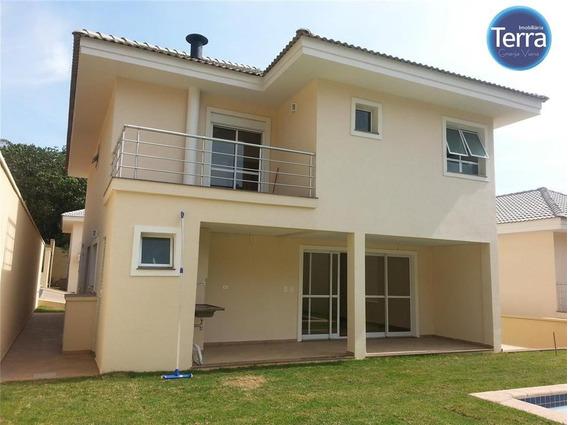 Casa Residencial À Venda, Quintas Do Leomil, Fazendinha, Granja Viana - Ca0313