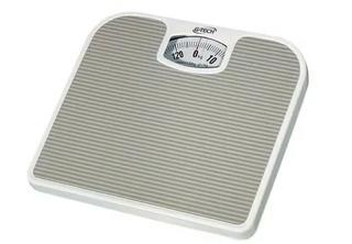 Balança De Banheiro Analógica Anti Derrapante Até 130kg.